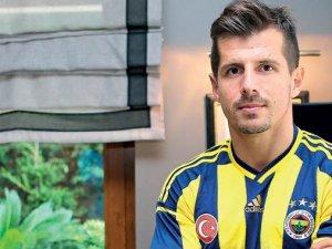 Emre Belözoğlu resmen gönderildi