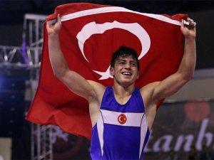 Cengiz Arslan Avrupa Şampiyonu!