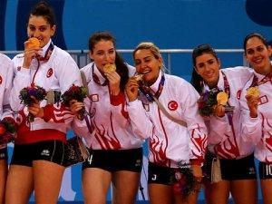 Bakü'den 29 madalya ile döndüler!