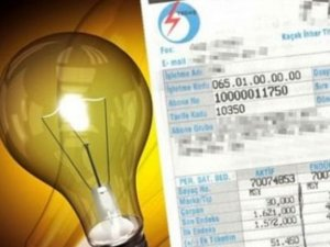 Aktif elektirik enerjisi tarifesi belli oldu!