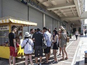 Yunanistan Ekonomisi çöktü!