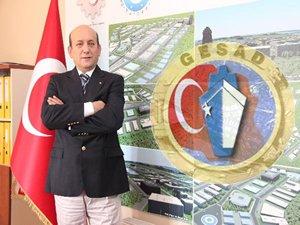 GESAD Başkanı Ziya Gökalp'ten Kabotaj Bayramı mesajı