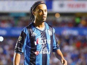 Ronaldinho: 'geliyorum!'
