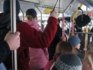Otobüste tacize 3 yıl ceza!
