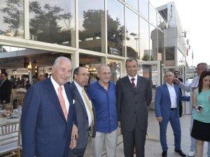 Denizcilik sektörü İMEAK DTO ve Türk Armatörler Birliği'nin iftarında buluştu