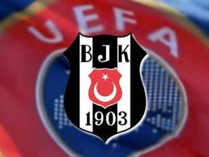 Beşiktaş UEFA barajını yerle bir etti!