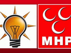 """AK Parti ile MHP anlaşsaydı..."""