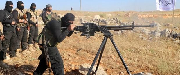ABD'nin eğittiği ilk gurup Suriye'de IŞİD'e karşı savaşacak