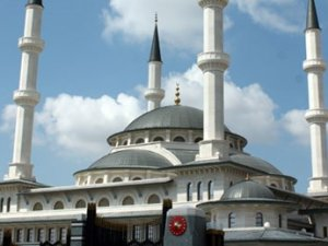 Cumhurbaşkanı Erdoğan, Beştepe Millet Camii'nin açılışında konuştu