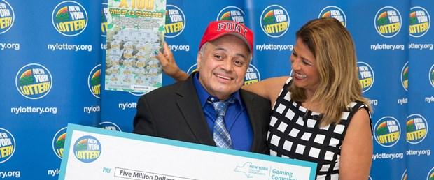 11 Eylül kahramanı lotoyu kazandı