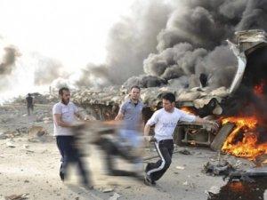 Suriye'de camide patlama: En az 25 Nusra Cephesi üyesi öldü