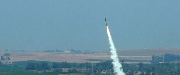 IŞİD'den İsrail'e roket saldırısı