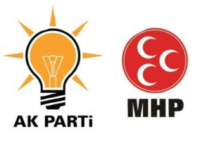"""AKP'den MHP'ye: """"İletişimde kalalım""""!"""