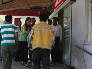 Ceylanpınar'da Sağlık Çalışanlarına şiddet