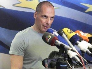 Yunanistan Maliye Bakanı istifa edeceğini açıkladı