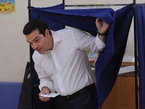 Yunanistan AB'ye hayır dedi