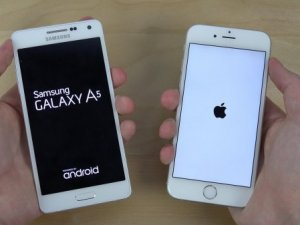 Samsung Galaxy A5'e Android Lollipop 5.0 sürprizi!