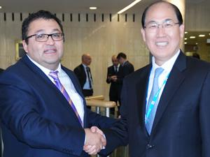 Ki-Tac Lim: IMO'nun kurumsal kimliğine katkı sağlayacağım