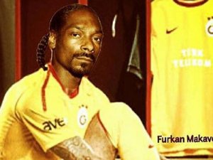 Galatasaray'ın son transferi: Snoop Dogg
