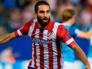 Arda Turan'dan Atletico Madrid'e veda mesajı!