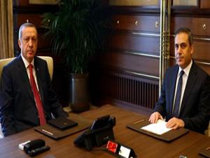 Cumhurbaşkanı Erdoğan'ın ajanını Almanya'ya Hakan Fidan gönderdi!