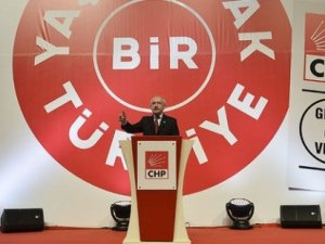 CHP'den 70 maddelik 'Demokrasi Paketi'