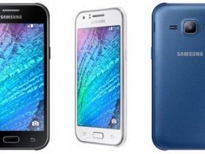 Samsung Galaxy J2 gözüktü!