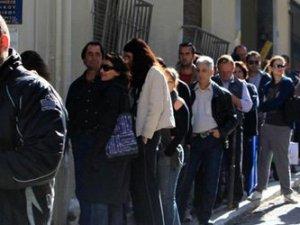 Türkiye'de 19 milyon gençten 6 milyonu işsiz