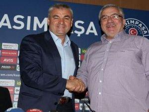 Çalımbay, Kasımpaşa ile sözleşme imzaladı