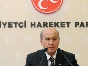 Devlet Bahçeli'nin koalisyon için 3 şartı
