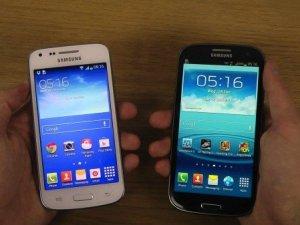 Samsung Galaxy V Plus dikkat çekecek!