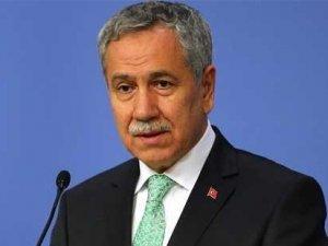 Bülent Arınç, Yusuf Halaçoğlu'na tepki gösterdi