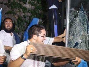 Zincirlikuyu'da Tayland Konsolosluğu'na saldırı!