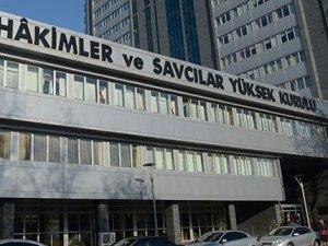 HSYK'dan 22 savcı, 32 hakime soruşturma izni