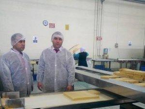 Karaman'da gıda satışı yapan işyerleri denetlendi