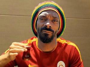 Snopp Dogg Galatasaray'ı ziyaret edecek