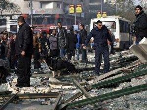 Kahire'de İtalyan Konsolosluğu yakınlarında patlama, 1 ölü