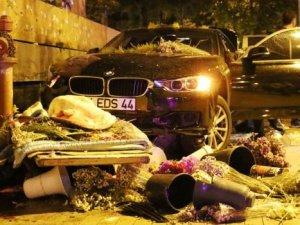Sahur vakti Bağdat Caddesi'nde katliam gibi kaza!