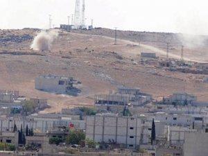 ABD jetleri IŞİD hedeflerini vurdu