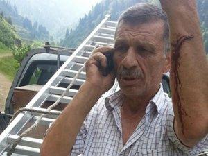 """71 yaşındaki """"Yurttaş Kazım""""a saldırı!"""