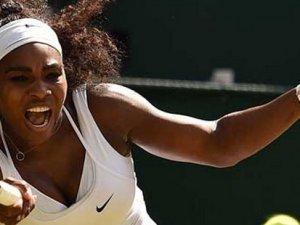Serena Williams şampiyon oldu