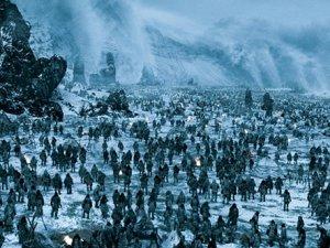 Game Of Thrones'un savaş sahneleri nasıl çekiliyor?