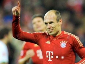 Galatasaray için Robben iddiası