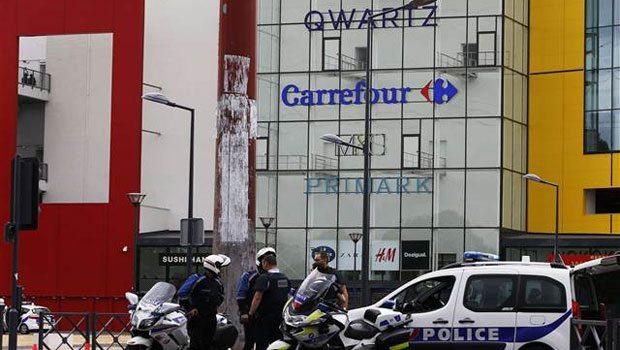 Paris soyguncuları kayıplara karıştı!