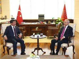 AKP-CHP koalisyon görüşmesi sona erdi