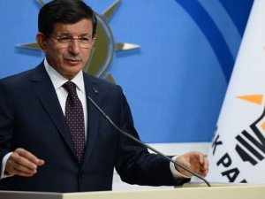 """Davutoğlu: """"CHP ile görüşmede o konu hiç açılmadı."""""""