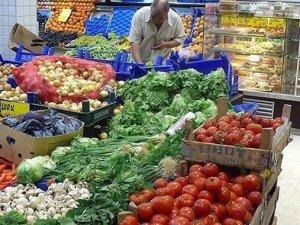 O kanserden korunmak için taze meyve ve sebze tüketin!