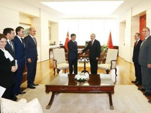 AKP-CHP koalisyonunda neler konuşuldu?
