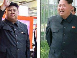 Tek isteği Kim Jong-un'a benzemek