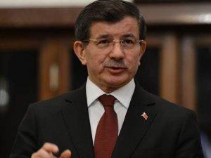 """Davutoğlu: """"Boşluk oluşmaması için gerekeni yaparız."""""""
